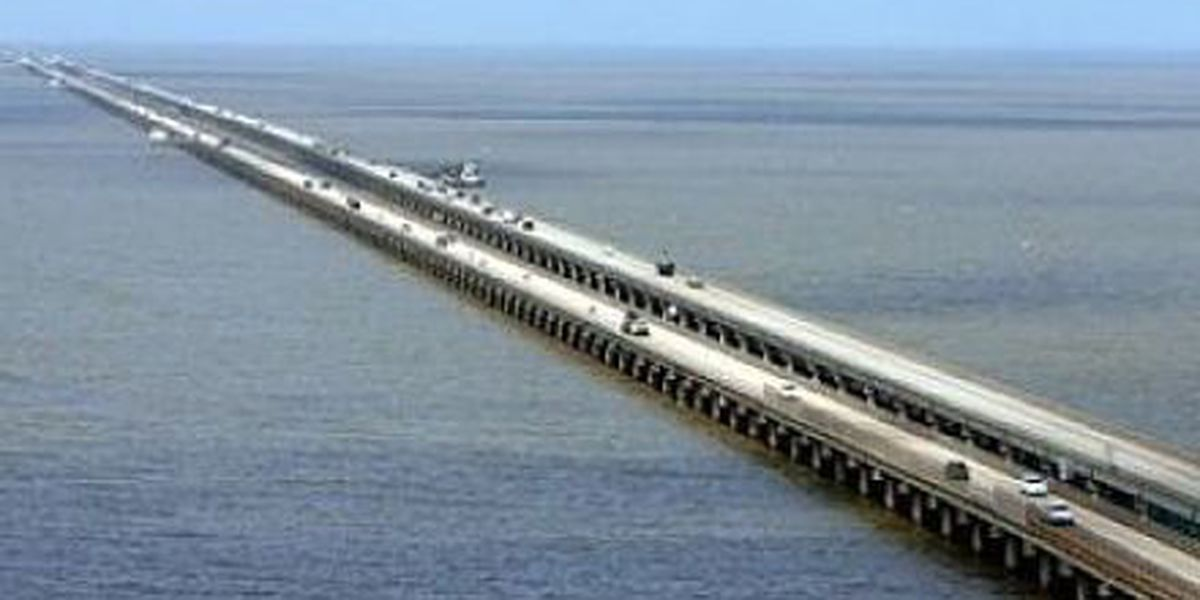 High wind advisory issued for the Causeway