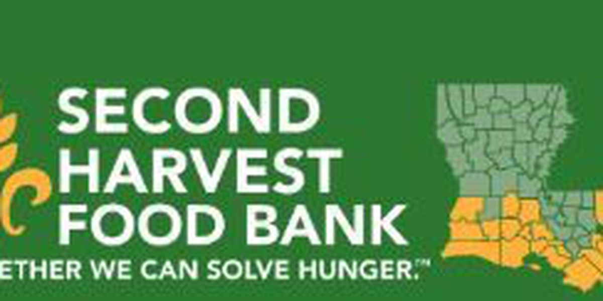 Second Harvest Food Bank collecting donations