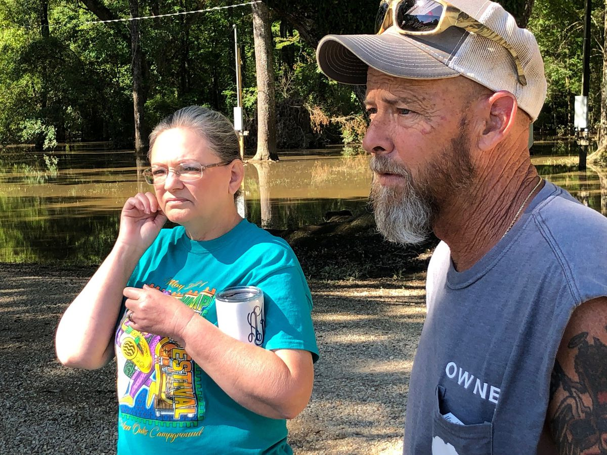 Robert residents hope to see improvements in flood zones near the Tangipahoa River