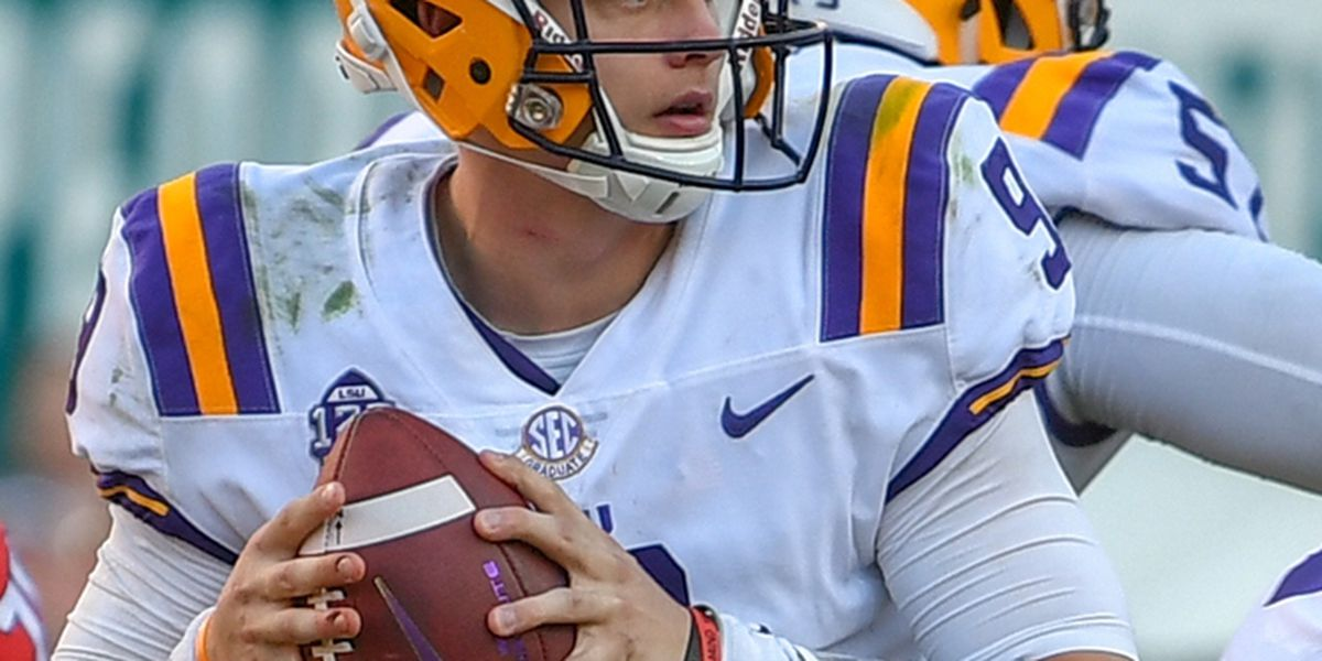 With Burrow back, LSU offense is in good hands