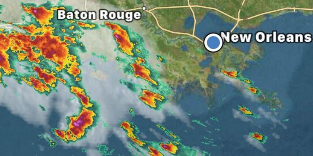 Tornado watch issued for parts of western Louisiana