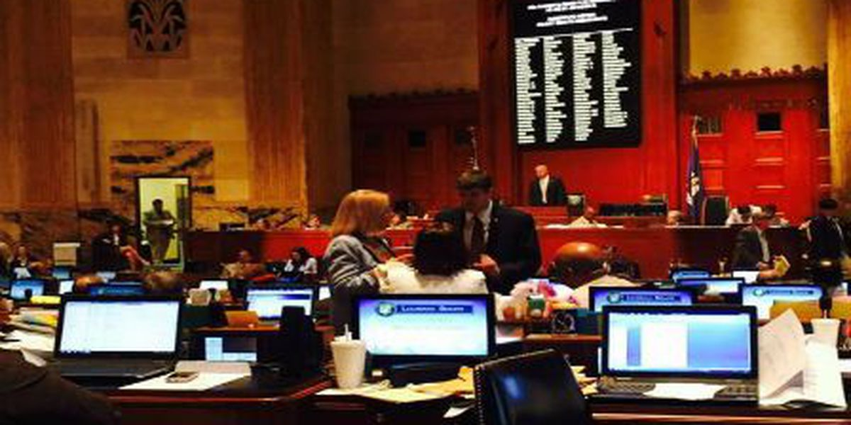 La. House sends budget bill that largely protects TOPS to the Senate