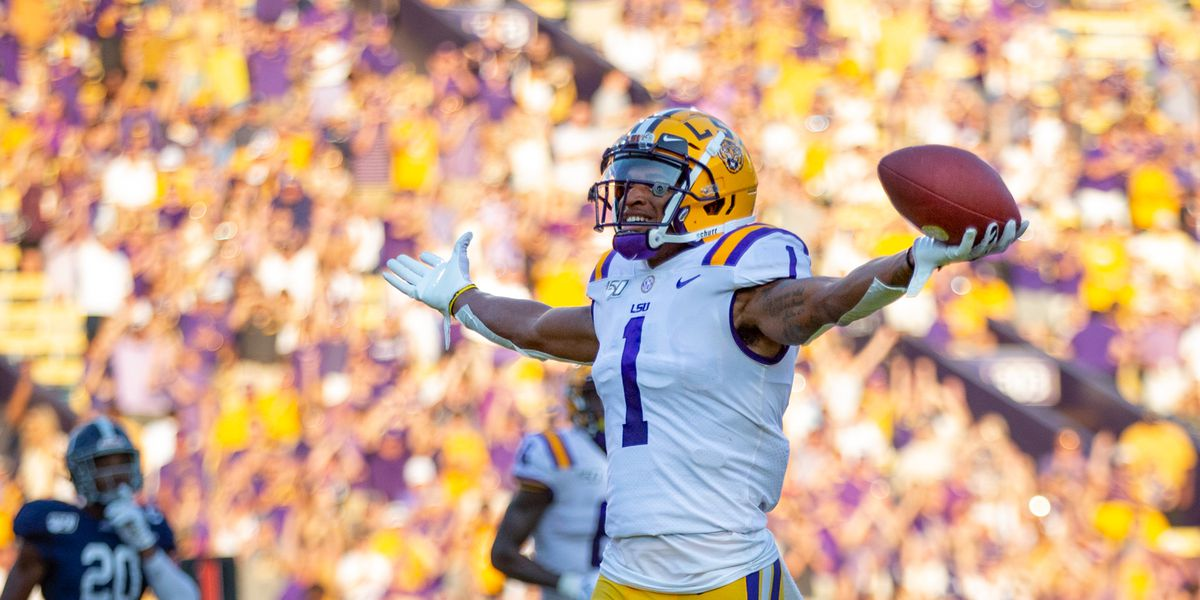Five receiver sets, no-huddles, this isn't your parents' LSU offense
