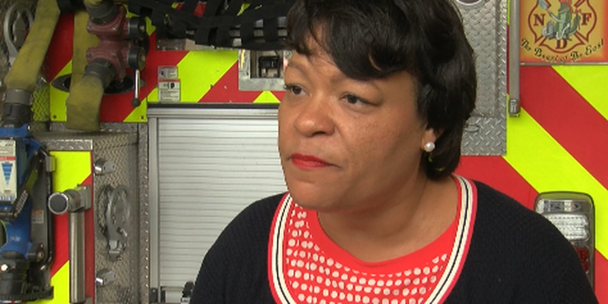 Mayor LaToya Cantrell wants more funds for infrastructure projects & to address federal concerns