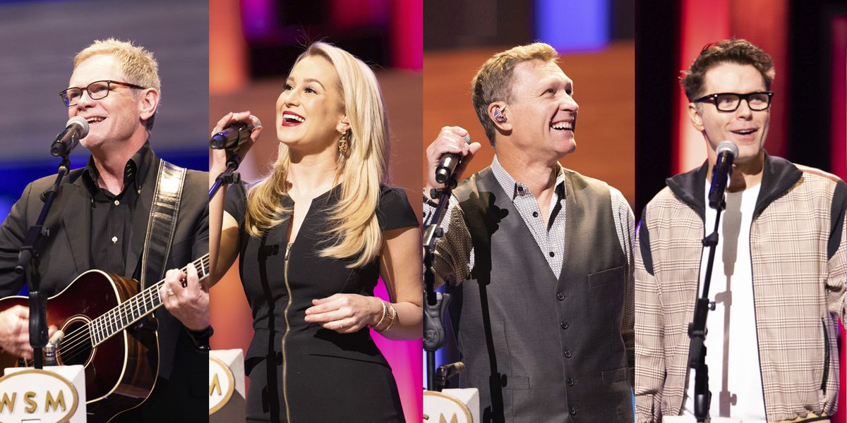 Grand Ole Opry to continue tradition of 'Salute the Troops' show ahead of Memorial Day