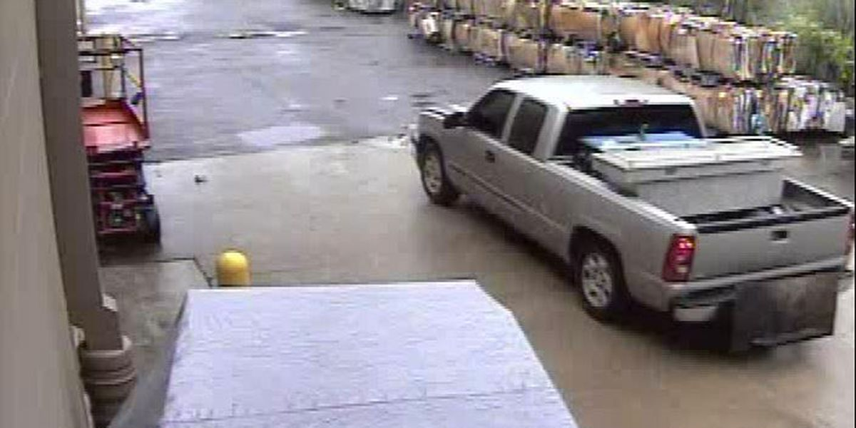 Deputies search for stolen ovens