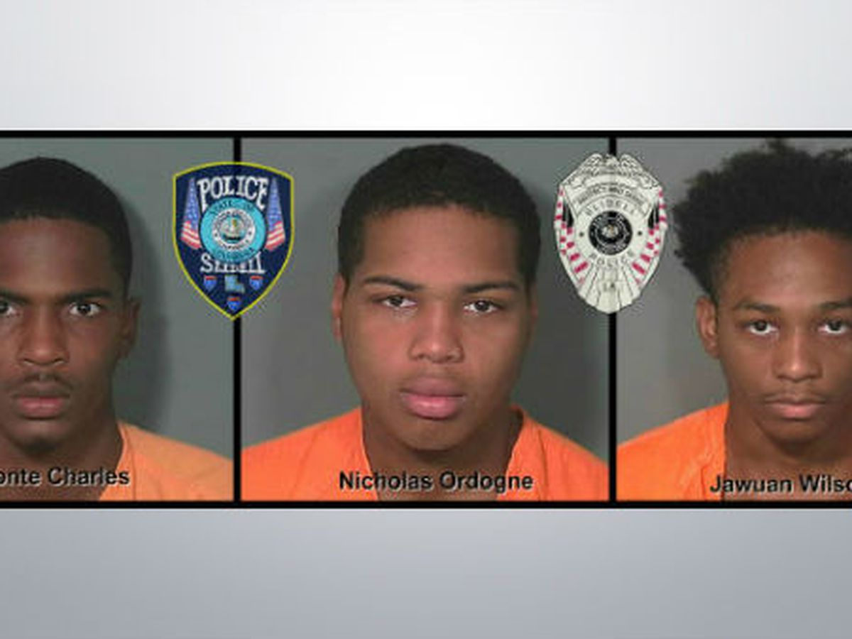 Man found shot to death inside Slidell apartment, four teens arrested