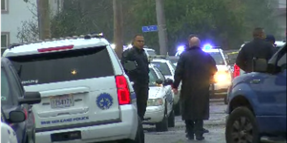 NOPD investigates officer-involved shooting in Gentilly, no one injured