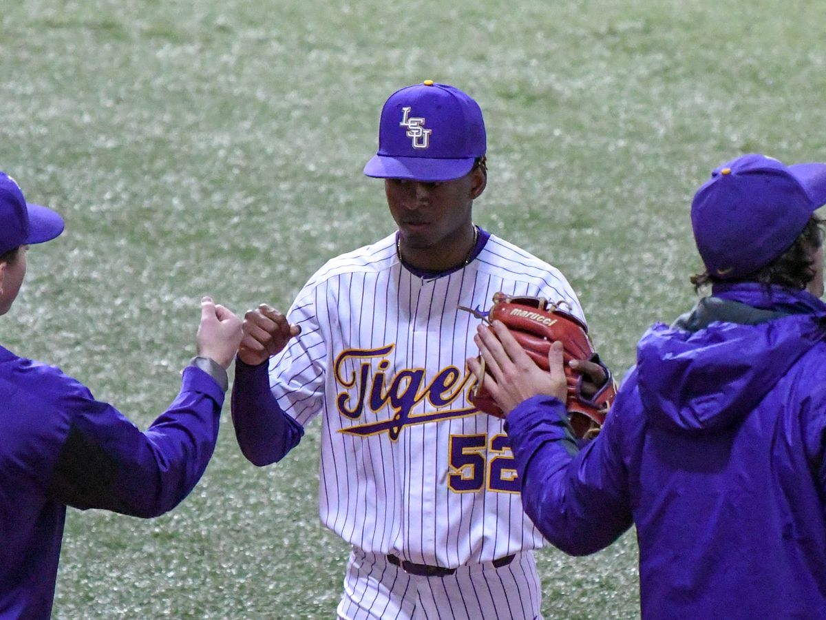 On deck: Tigers start busy week at home against Nicholls St.