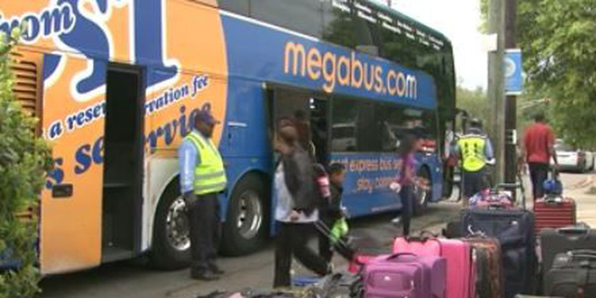 MegaBus gets approval for move to Union Passenger Terminal
