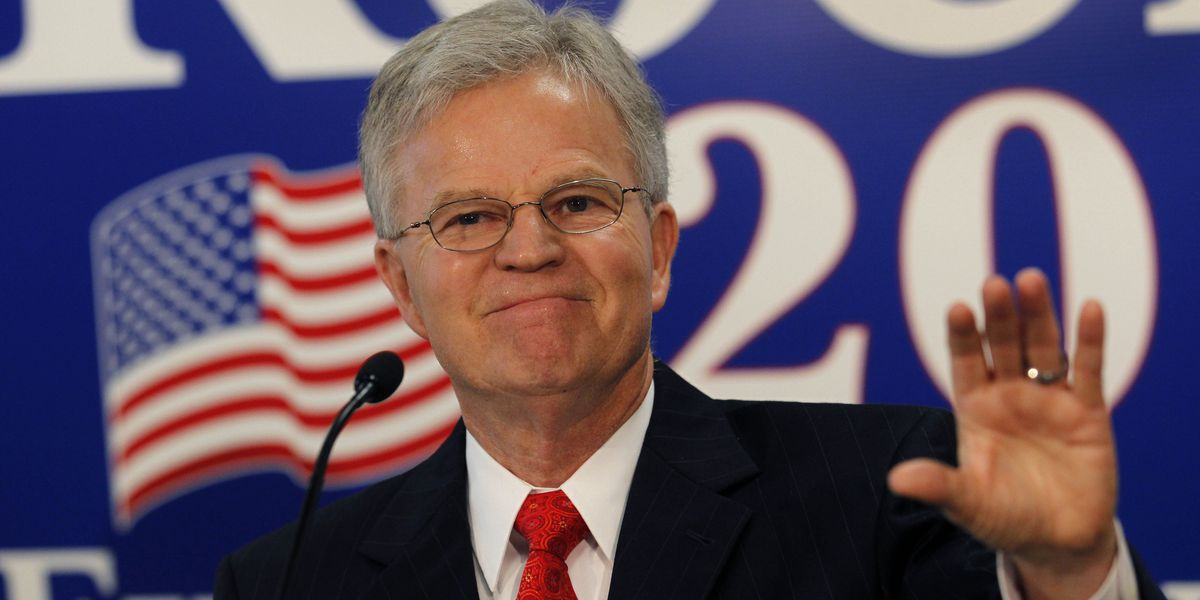 Former La. Governor Buddy Roemer dies at 77