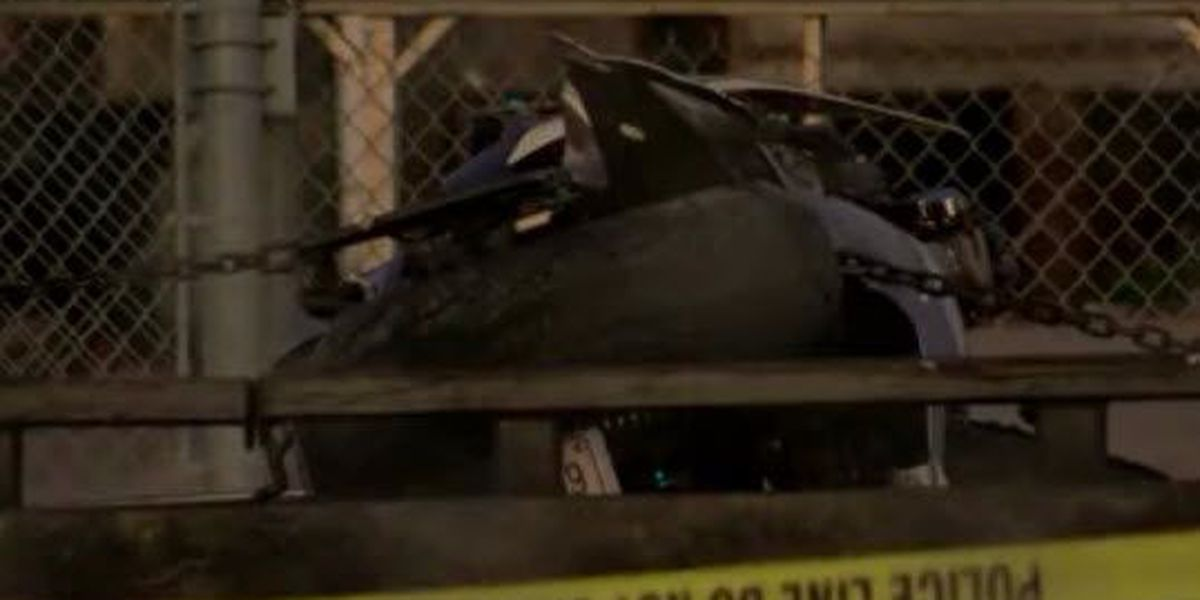 NOPD investigates fatal motorcycle accident