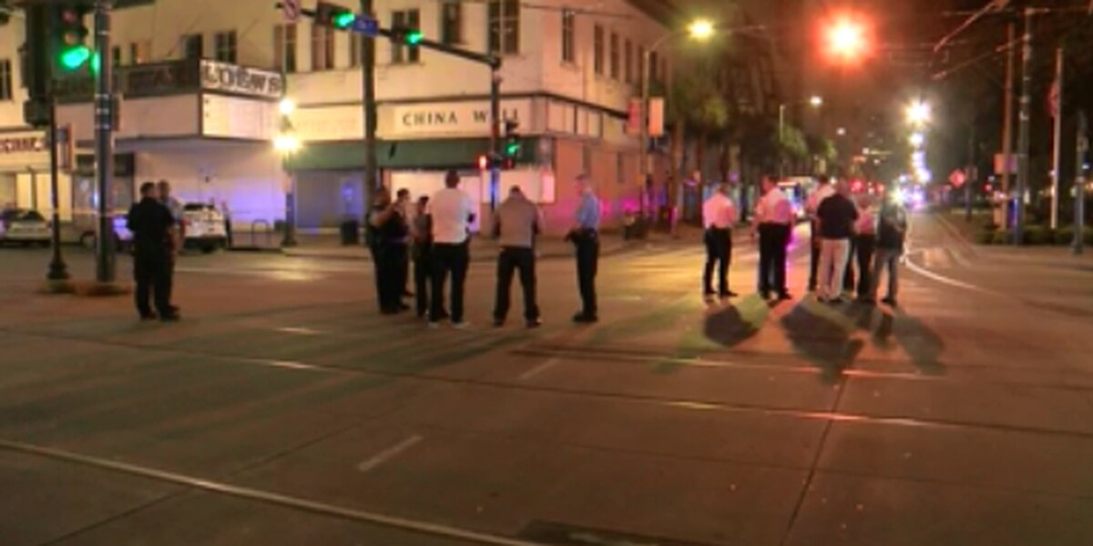 Police chief and attorney for NOPD officers reveals new details about downtown shootout