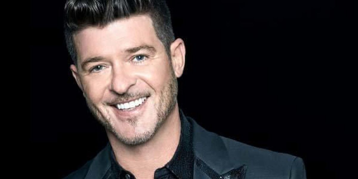Singer Robin Thicke announced as Bacchus LII