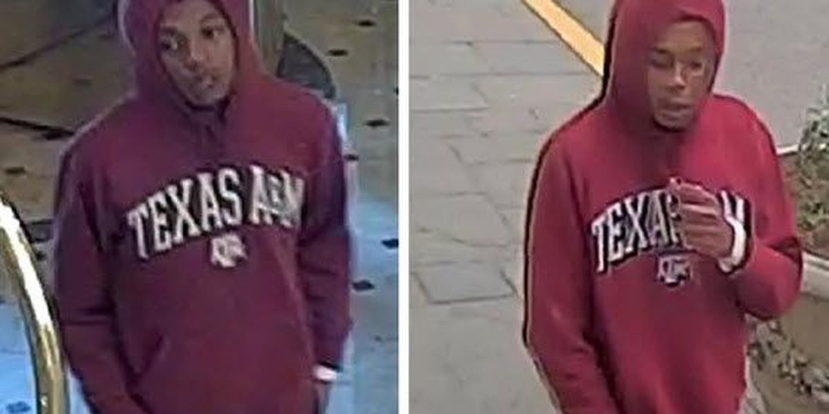 Man wanted for stealing car from Central Business District