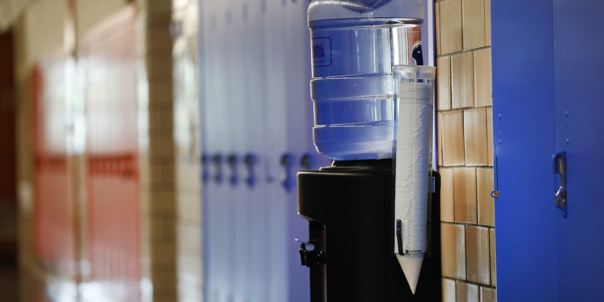 No heightened levels of lead found in school drinking water