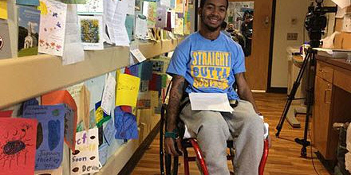 Southern's Devon Gales continuing to recover well
