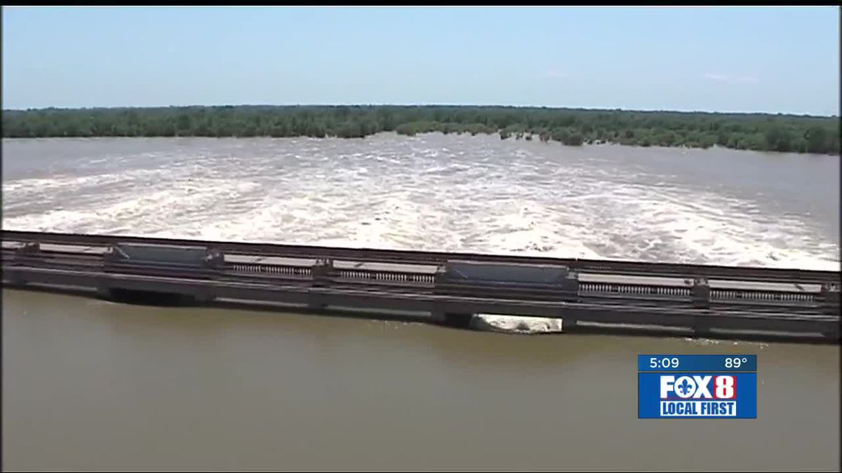 Expert worries high river levels could exacerbate hurricane season