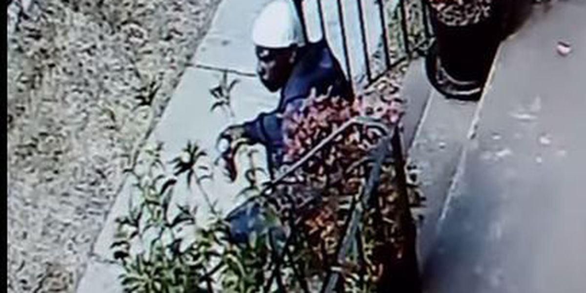 Man wanted for Mid-City home, auto burglary