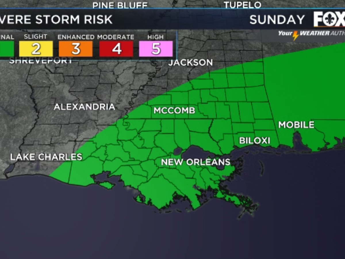 Nicondra: Strong storms likely early Sunday