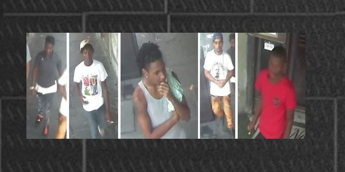 NOPD seeks five attackers in French Quarter assault