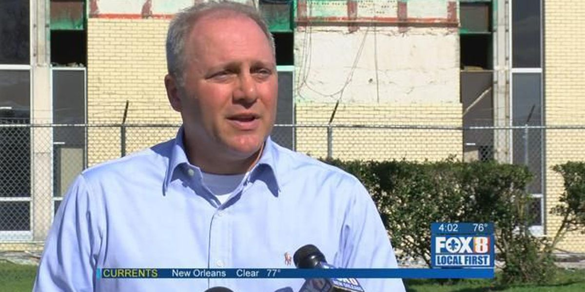 Amid protest, Scalise says no town hall meeting until August