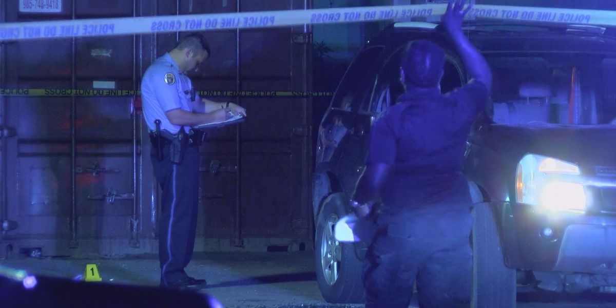 Two dead in 7th Ward shooting