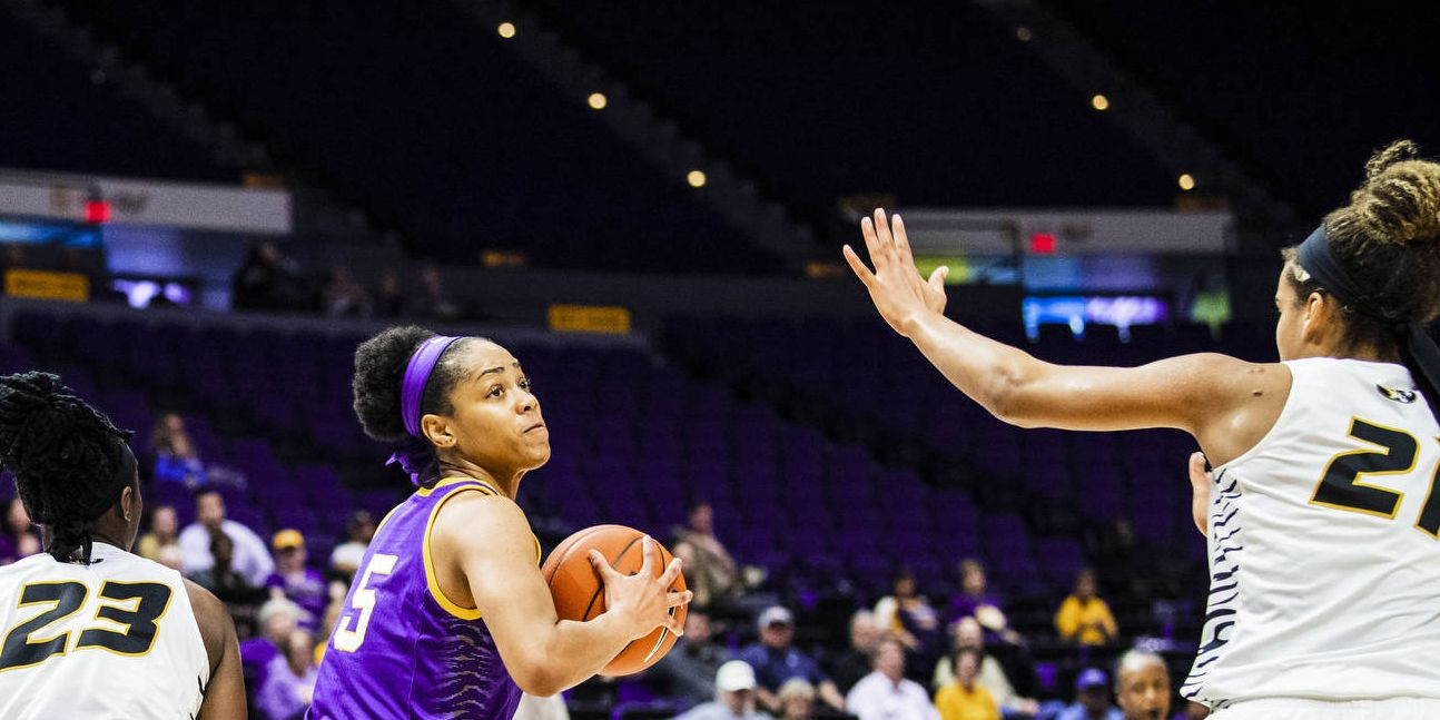 No. 5 Lady Bulldogs dominate LSU again