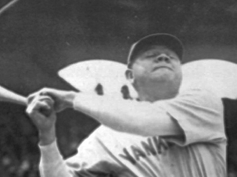 Babe Ruth's 500th homer bat sells for more than $1 million
