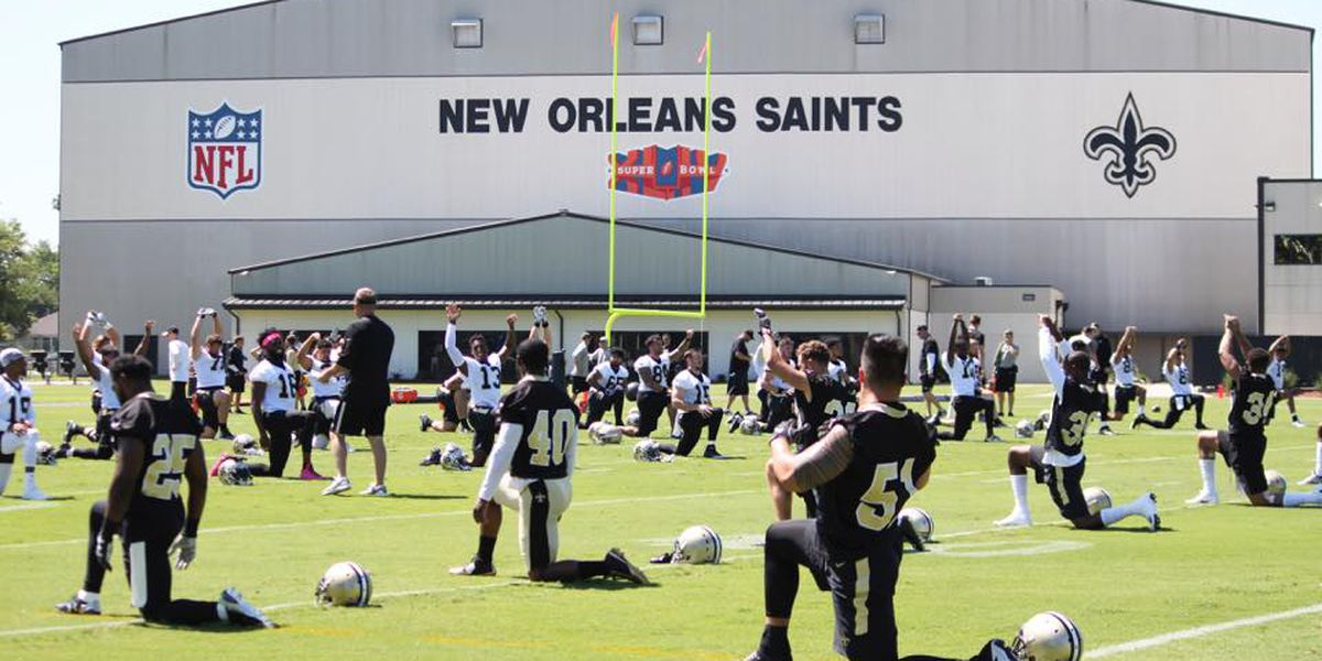 No tickets left for Saints Saturday practice