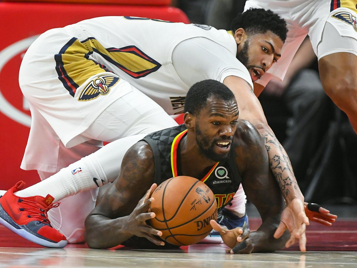 Kevin Huerter has 27 points as Hawks top Pelicans 128-116