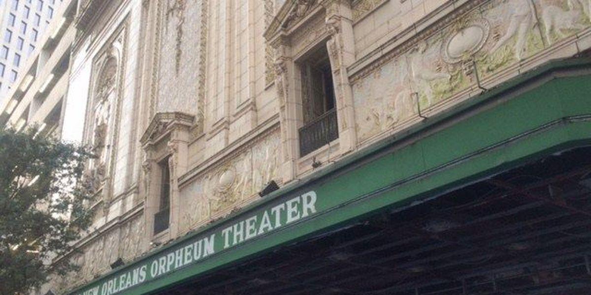 $15 million restoration effort underway for historic Orpheum Theater