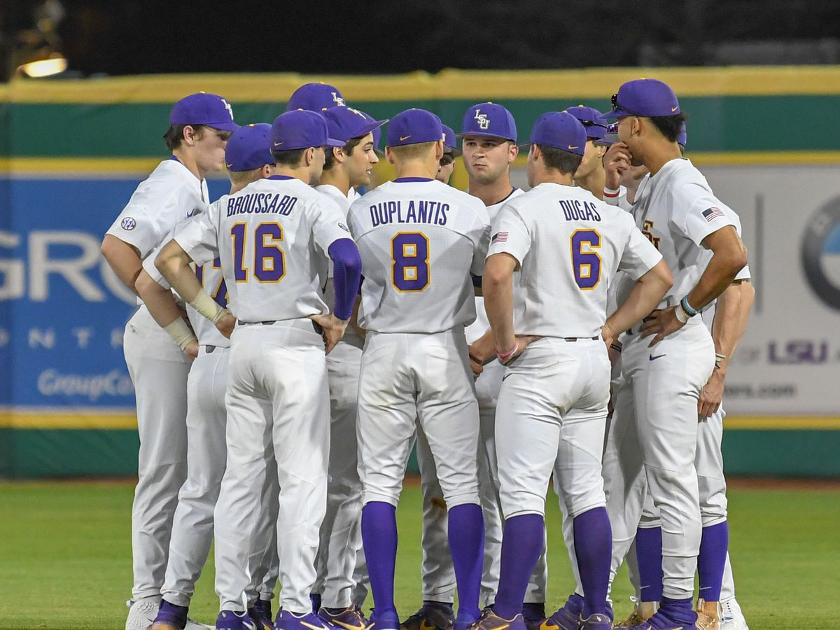 First pitch for LSU baseball vs. Southeastern moved up due to potential storms