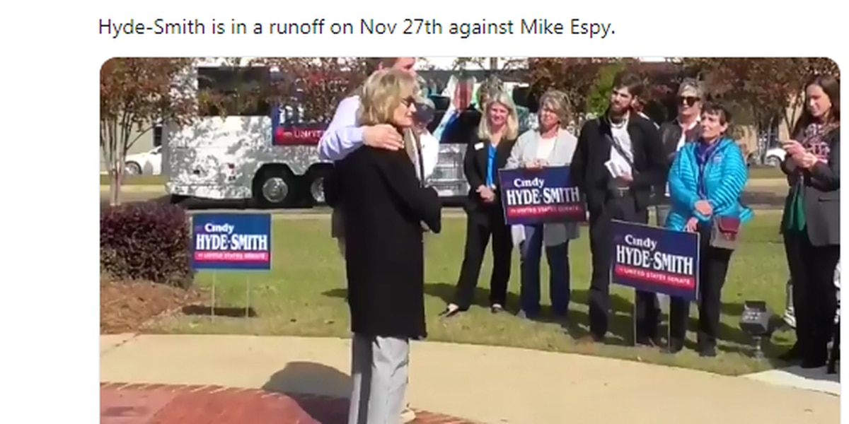 Mississippi senator Cindy Hyde-Smith releases statement on 'public hanging' comment