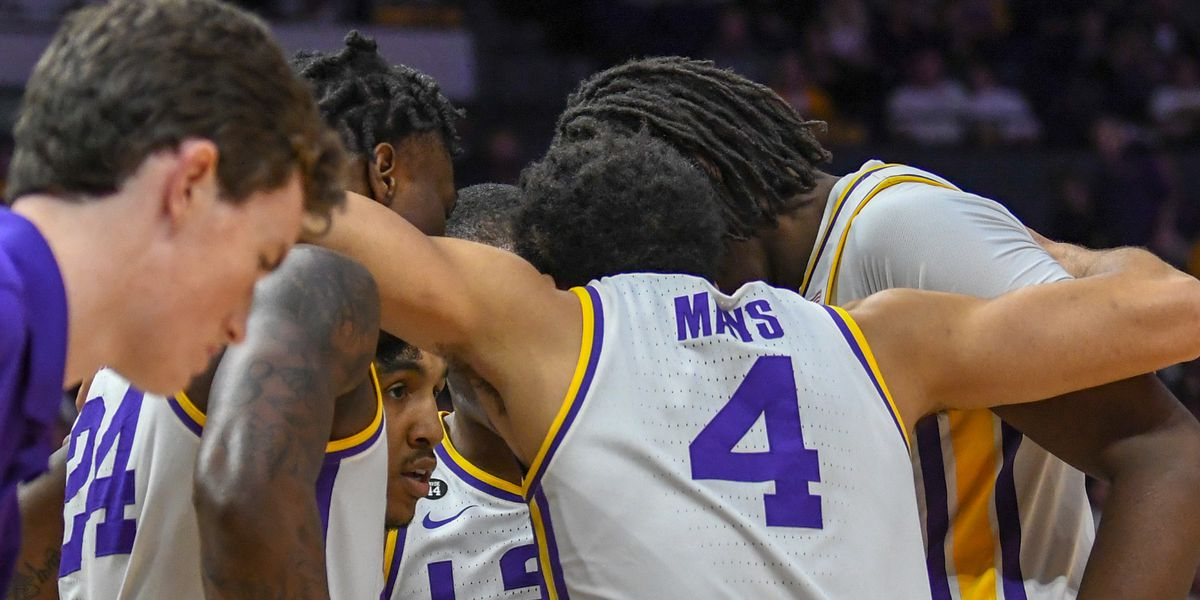LSU makes big jump in basketball polls