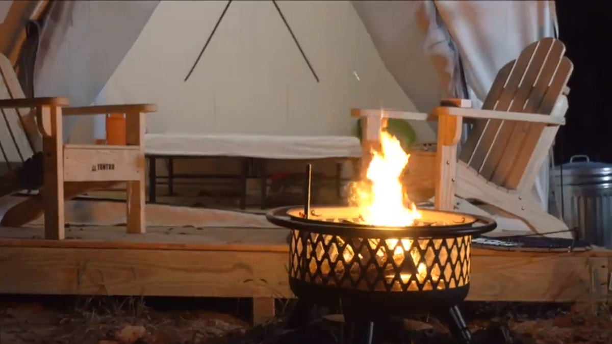 Heart of Louisiana: 'Glamping' in state parks
