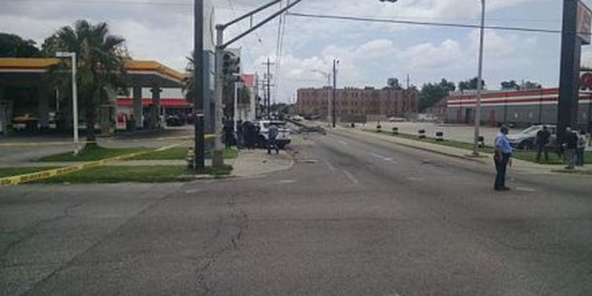 Three different guns found in slain officer's police car
