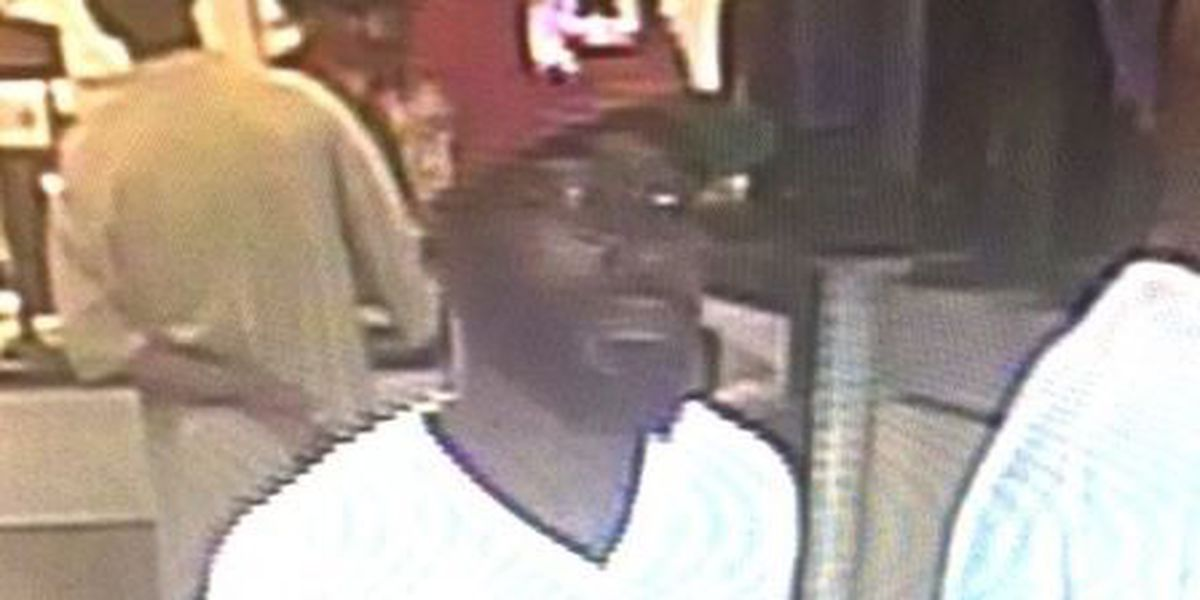 Caught on Camera: Video game system theft suspect