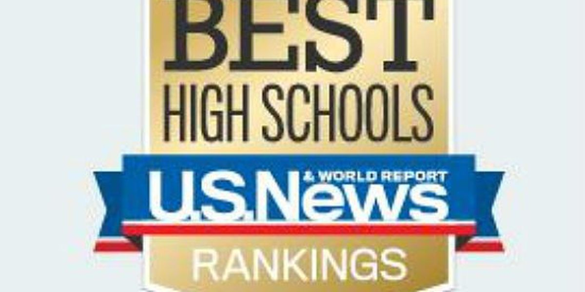Orleans, JP schools are tops in U.S. News & World Report rankings