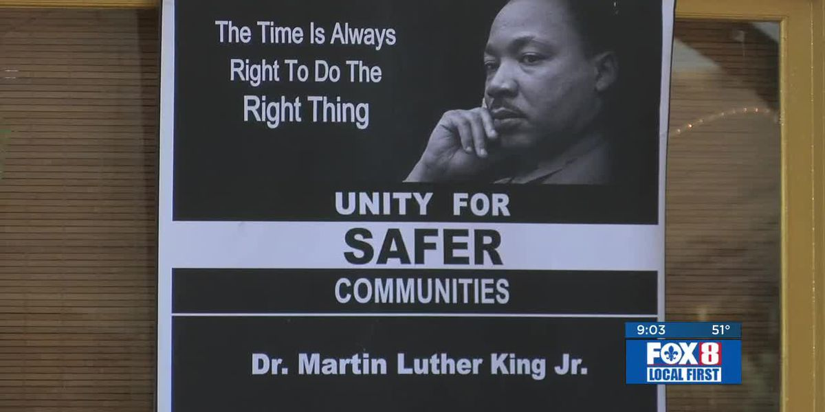 Unity For A Safer Community