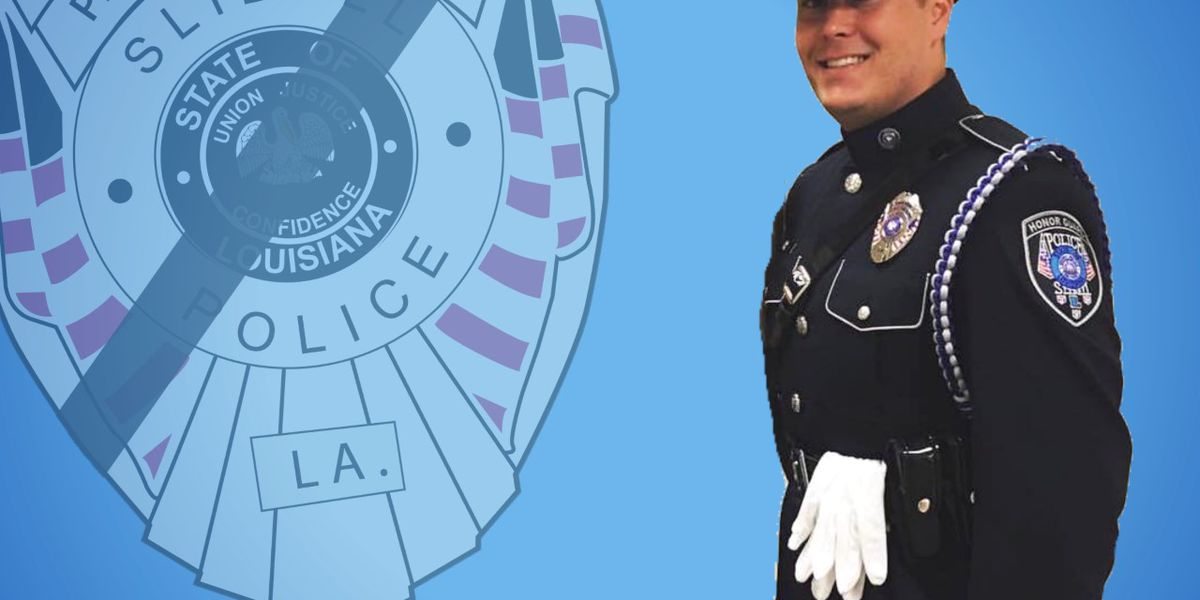 Funeral plans for fallen Slidell Police officer Jason Seals announced