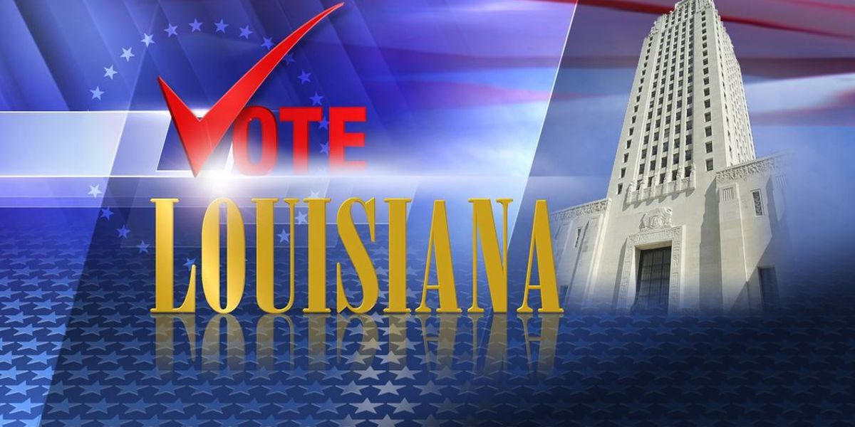 Several candidates qualify for Louisiana primaries