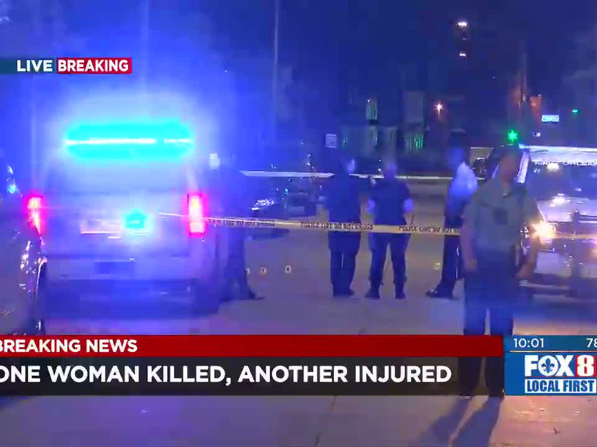 NOPD: 1 killed, 1 injured in Central City double shooting