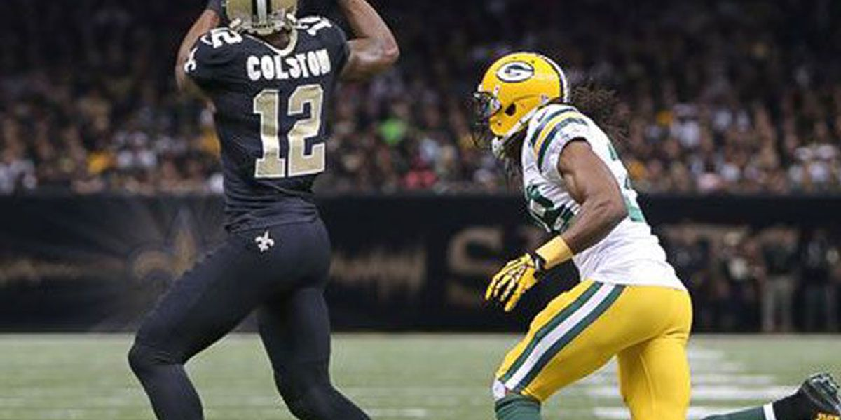 Marques Colston restructures contract, remains with the Saints
