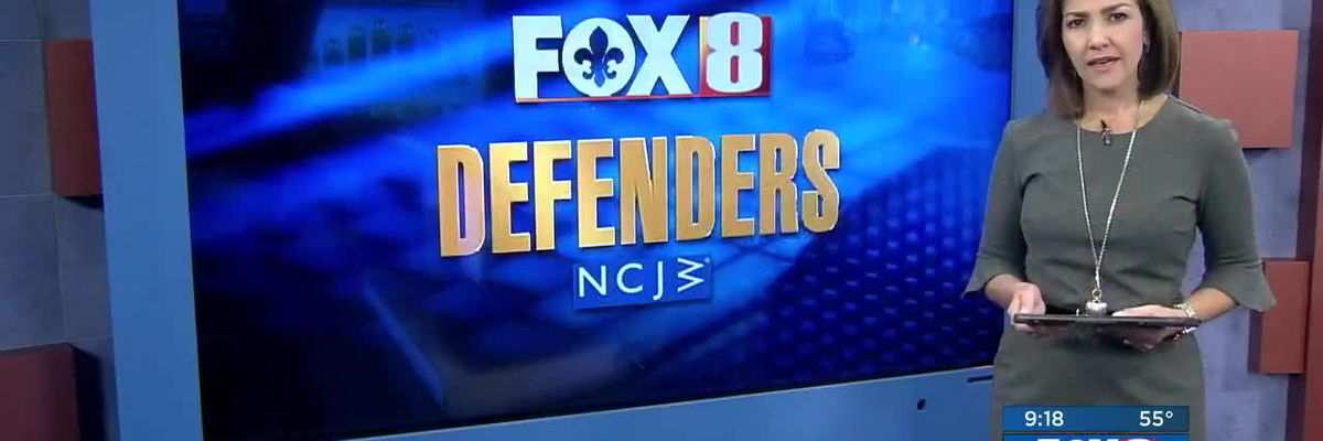 Fox 8 Defenders: The Tire House