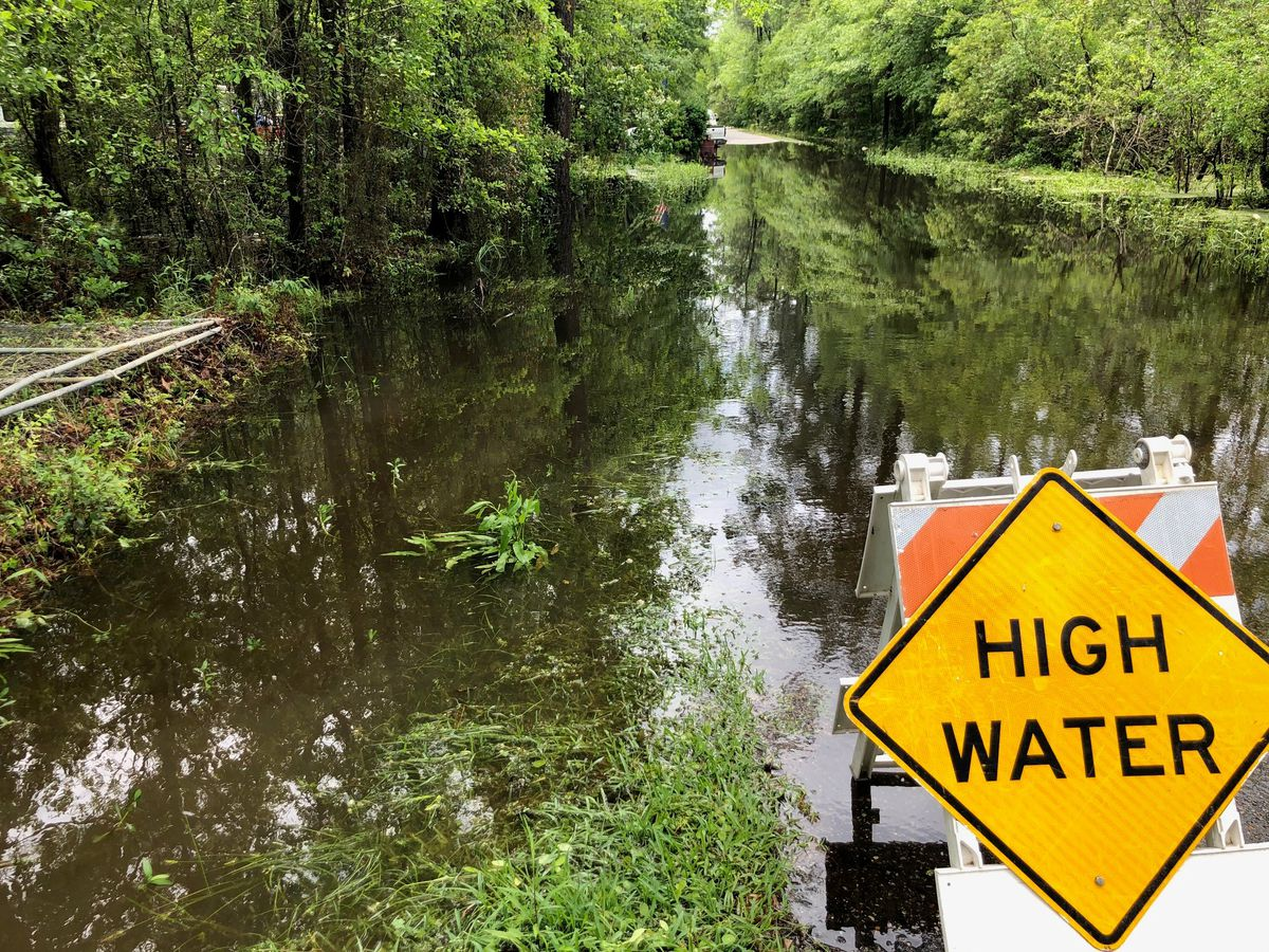 Officials, neighbors worry about rising water on Northshore
