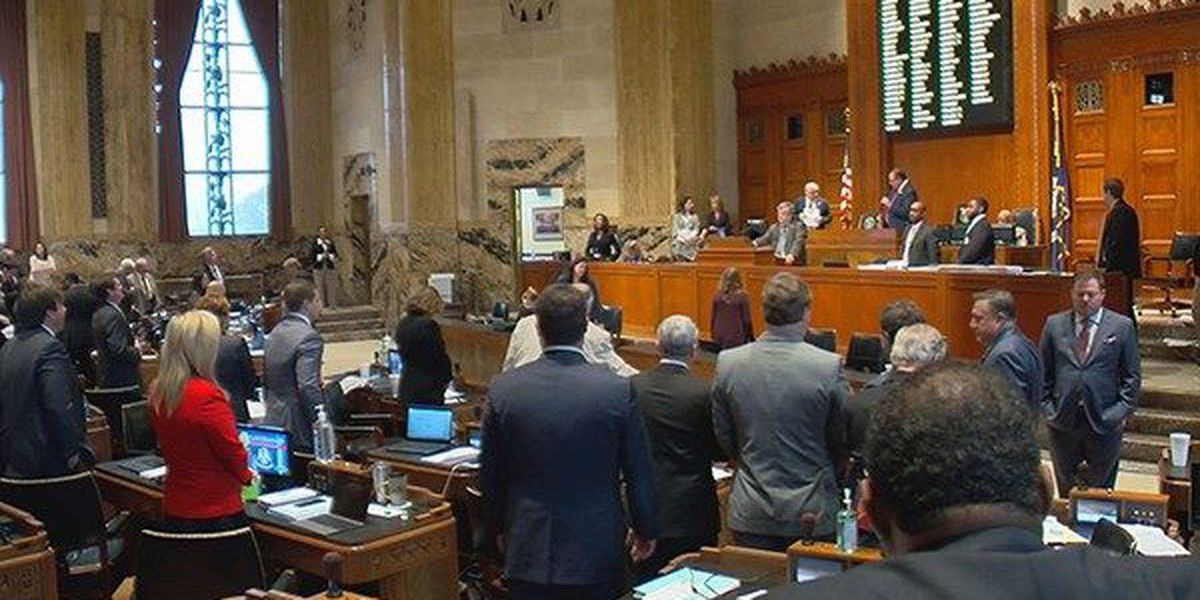Lawmakers resume 2020 Legislative Session after COVID-19 halted operations