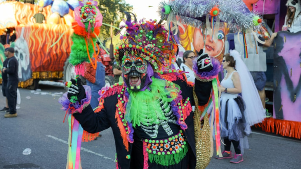 Krewe of Boo, businesses, visitors salvage Halloween spirit despite canceled events