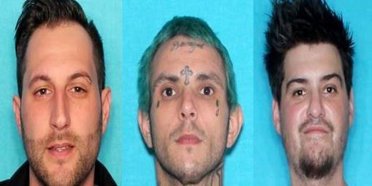 3 men sought in Bourbon Street burglary, NOPD says