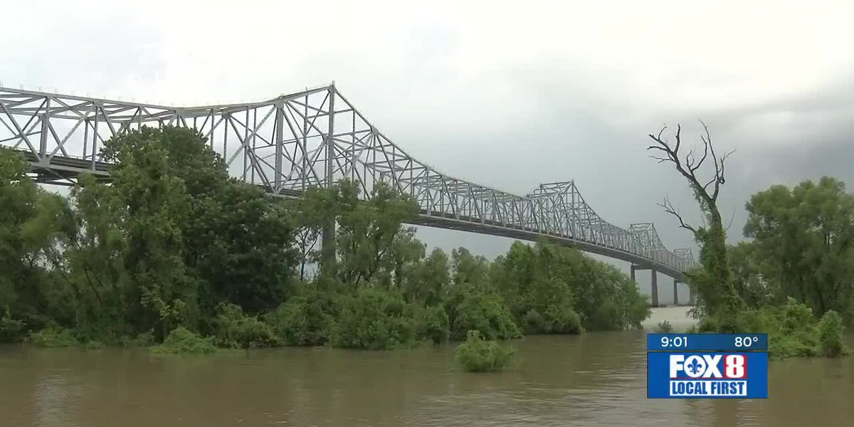 DOTD: Sunshine Bridge not damaged by tanker collision